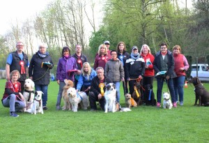 Unser 2. Rally Obedience Turnier