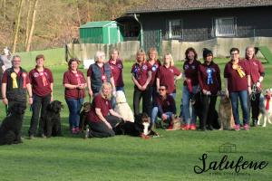 3. Rally Obedience Turnier bei Hansmann