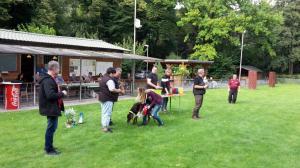 5. Obedience Prüfung Hansmann