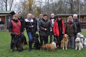 Nikolaus-Turnier-Training für Anfänger vom 06.12.2014